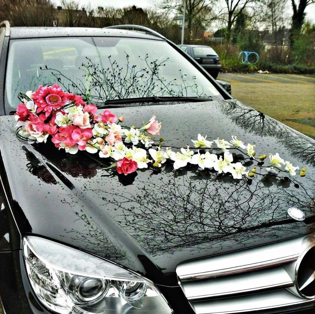 Comment faire decoration voiture mariage fashion designs for Deco interieur voiture