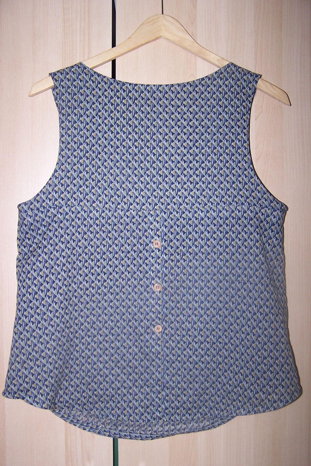 La blouse Datura n°2