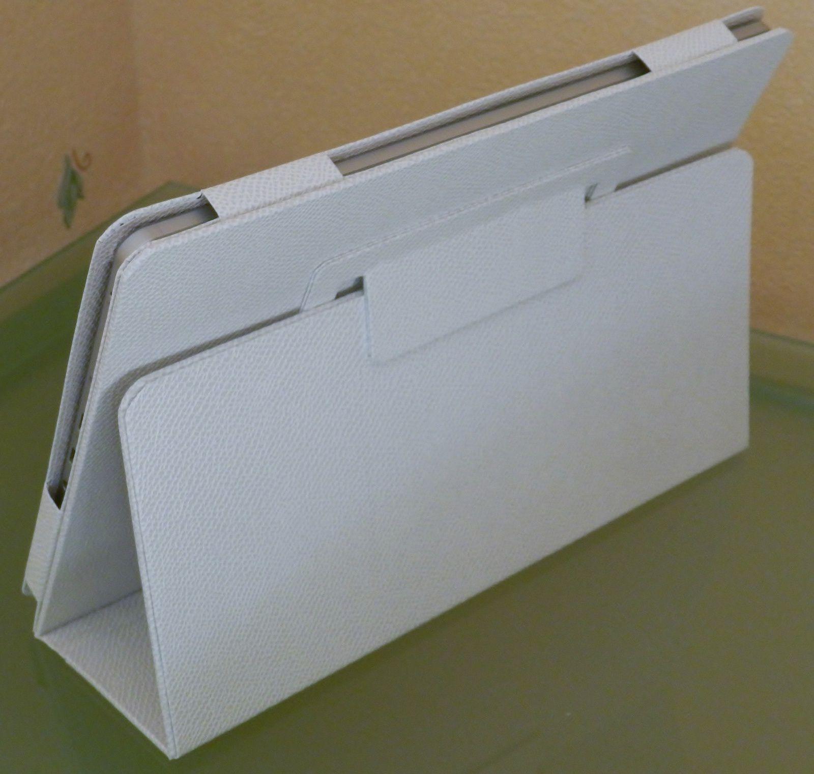 Cartonnage tui support de tablette crea cadres scrap co - Fabriquer un support pour tablette ...