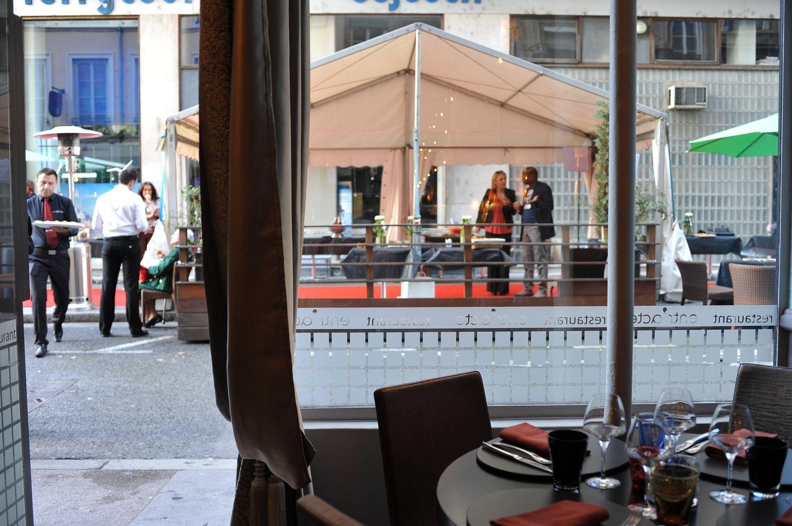 photos inauguration entr acte by cuisine et d 233 pendances restaurant entr acte by cuisine et