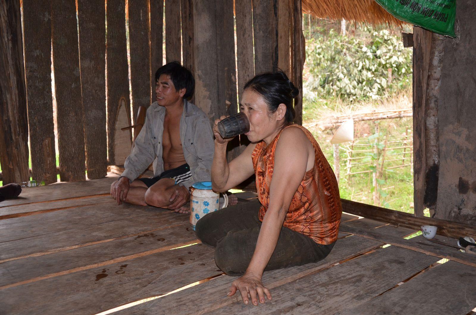 Mai chau et ninh binh les rizi res et la baie d 39 halong for Maison traditionnelle laos