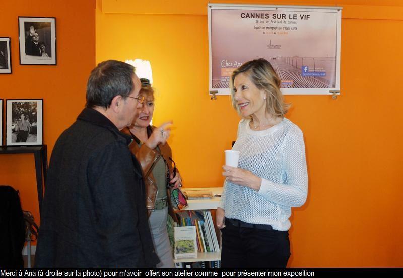 """Exposition """"Cannes sur le vif !"""""""