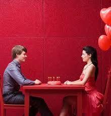 La journée de la célébration pour tous les amoureux (ses) le 14 Février.