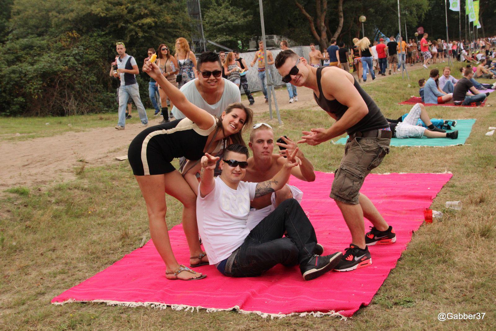DECIBEL OUTDOOR Festival 2013
