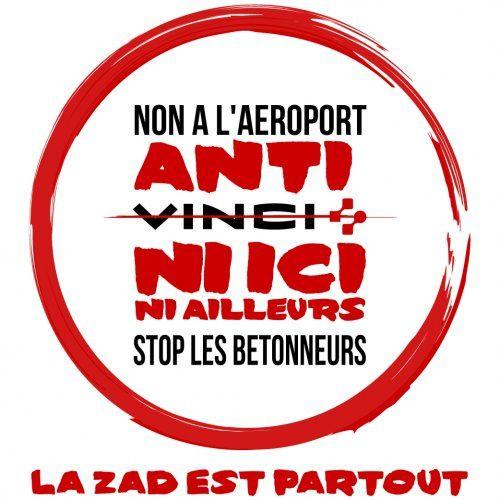 Journées nationales contre VINCI : Les RDVs du 18 et 19 janvier