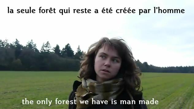 NDDL :  « Quand les arbres fulminent », un documentaire sur l'occupation et l'expulsion de la forêt de Rohanne, sur la ZAD, après le 17 Novembre (suite de « quand les arbres s'agitent ») (La ZAD, le 04/03/2013) :