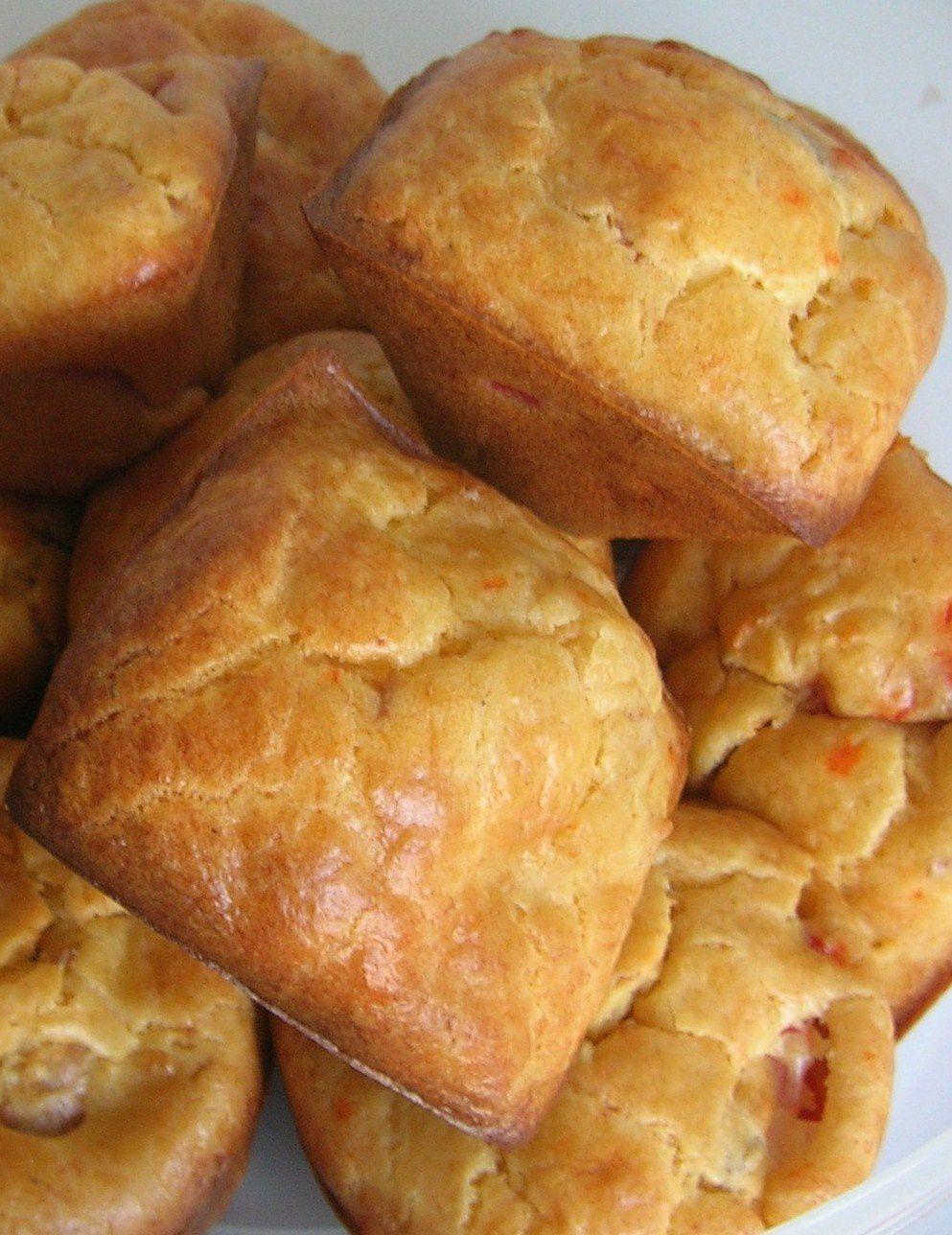 Cake thon-poivrons-ciboulette