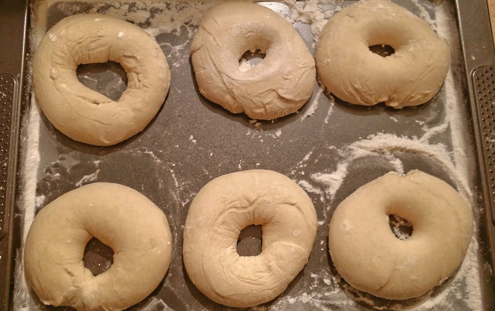 Bagels au thermomix