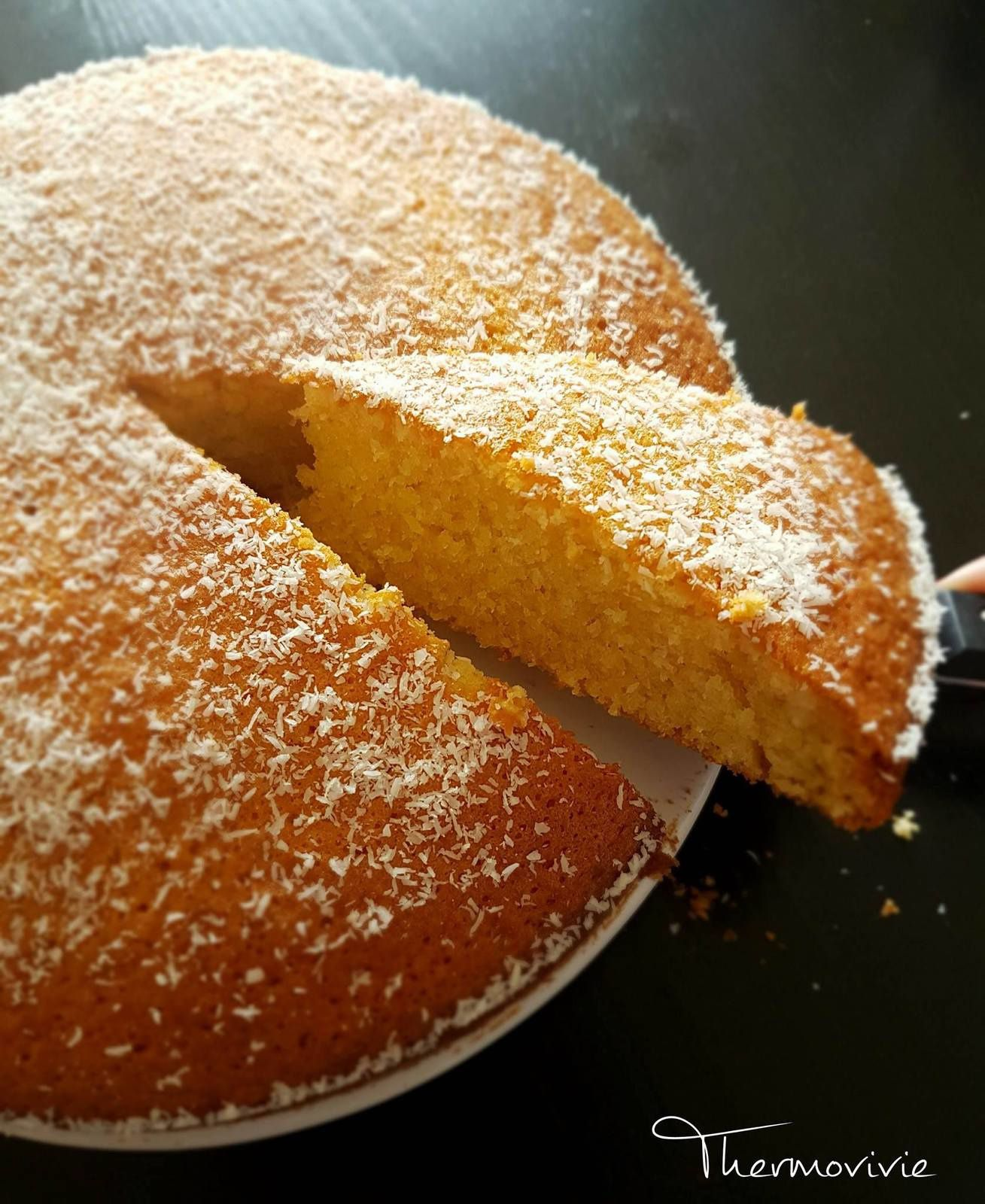 Gateau orange citron thermomix home baking for you blog photo - Gateau simple thermomix ...