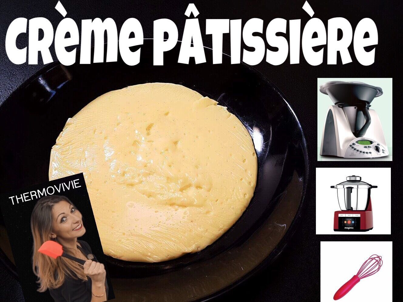 how to make creme patissiere video