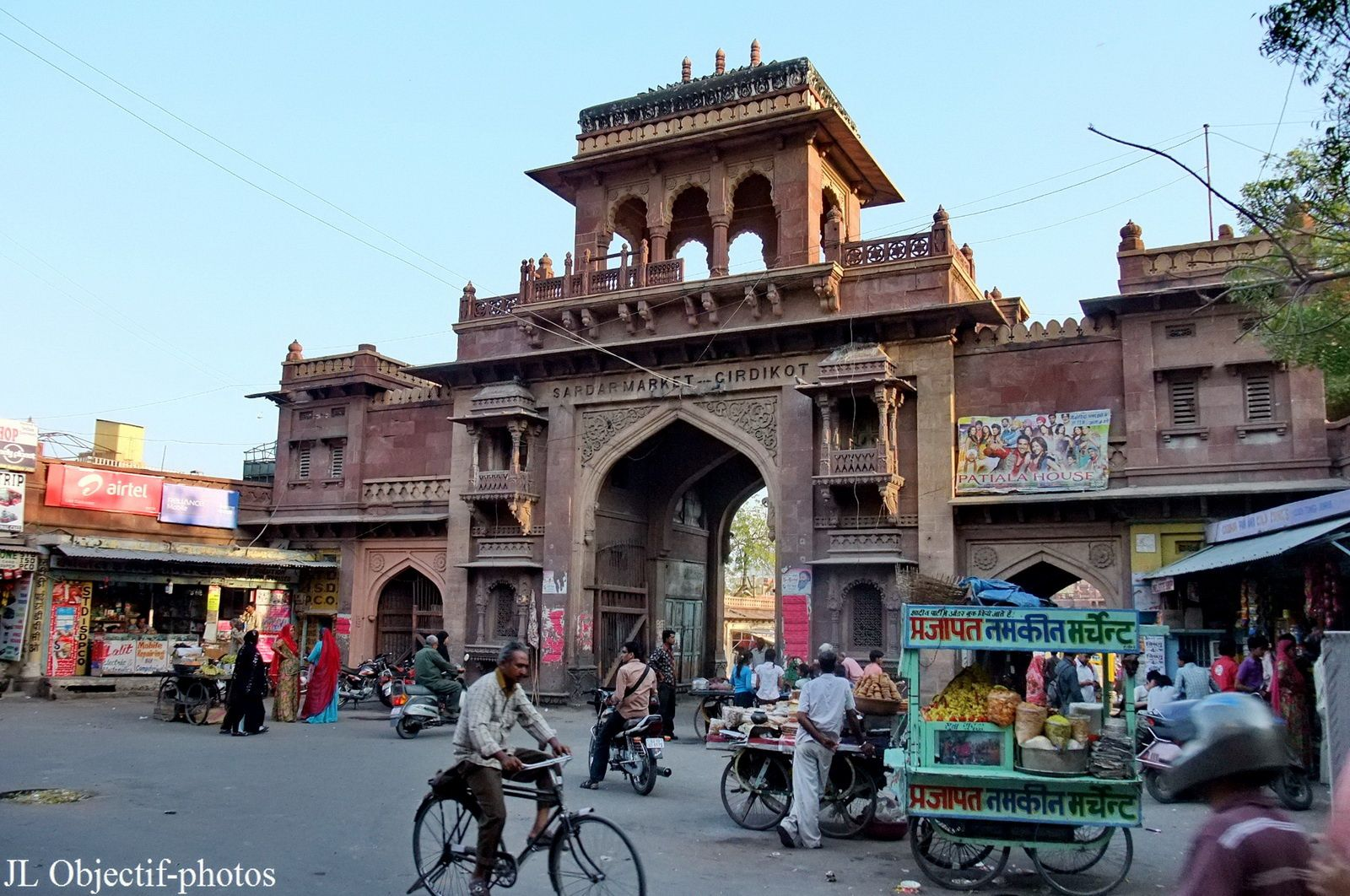 Sardar Market, Jodhpur, Rajasthan, Inde, image Inde, photo India, photos Inde, Images of India