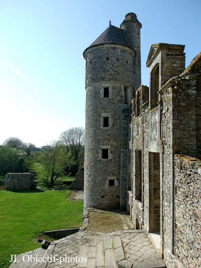 Château de Gratot, Manche  - Basse-Normandie