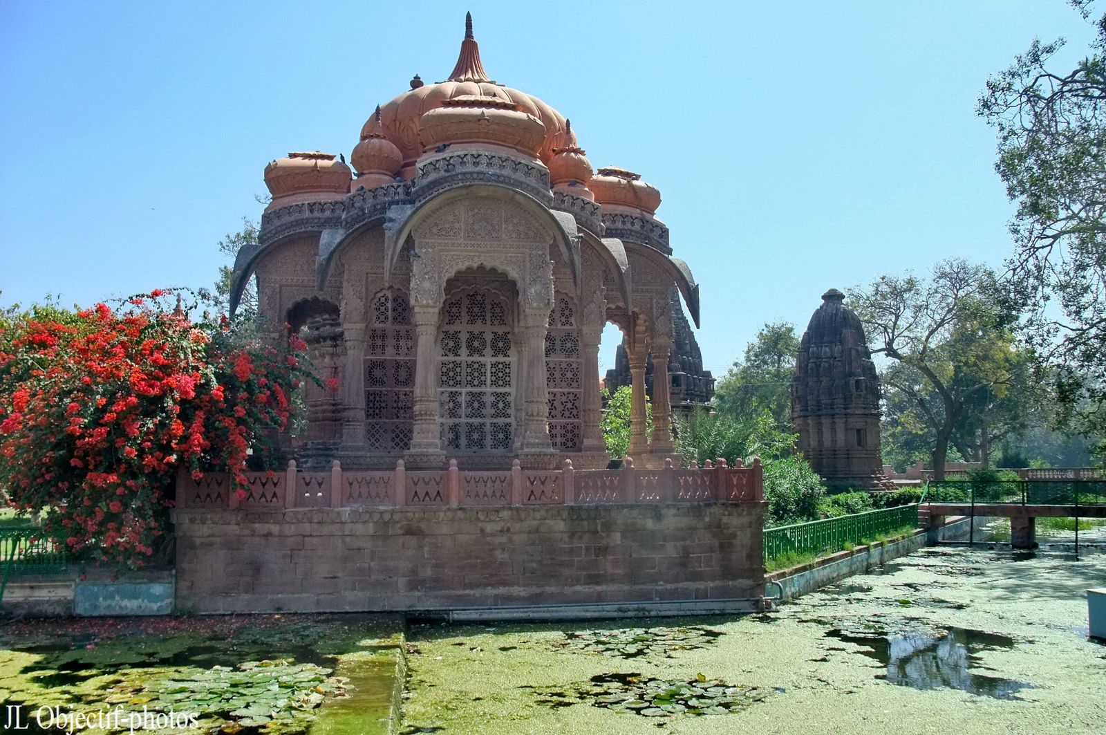 Jardin de Mandore - Jodhpur,  photo India, photos Inde, Images of Jodhpur Rajasthan, India