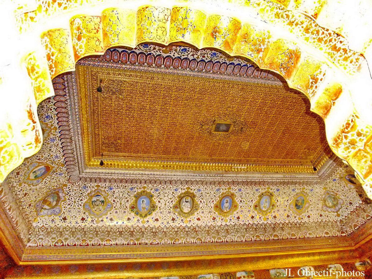 Mehrangarh salon or Jodhpur Inde