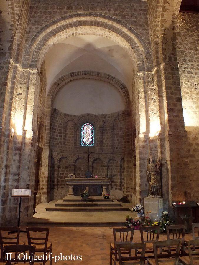 églises de France, Notre Dame de l'eau Domfront Normandie