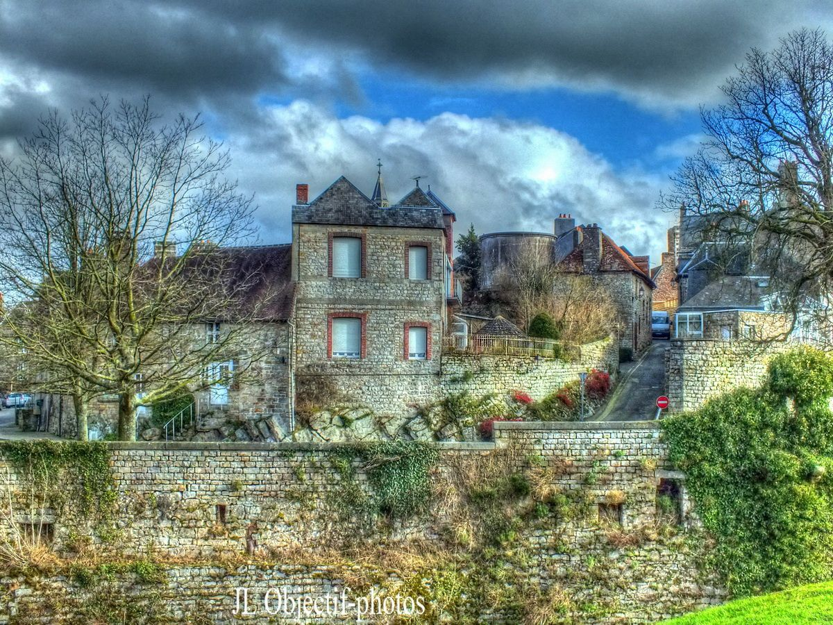 Domfront, Orne, Basse Normandie