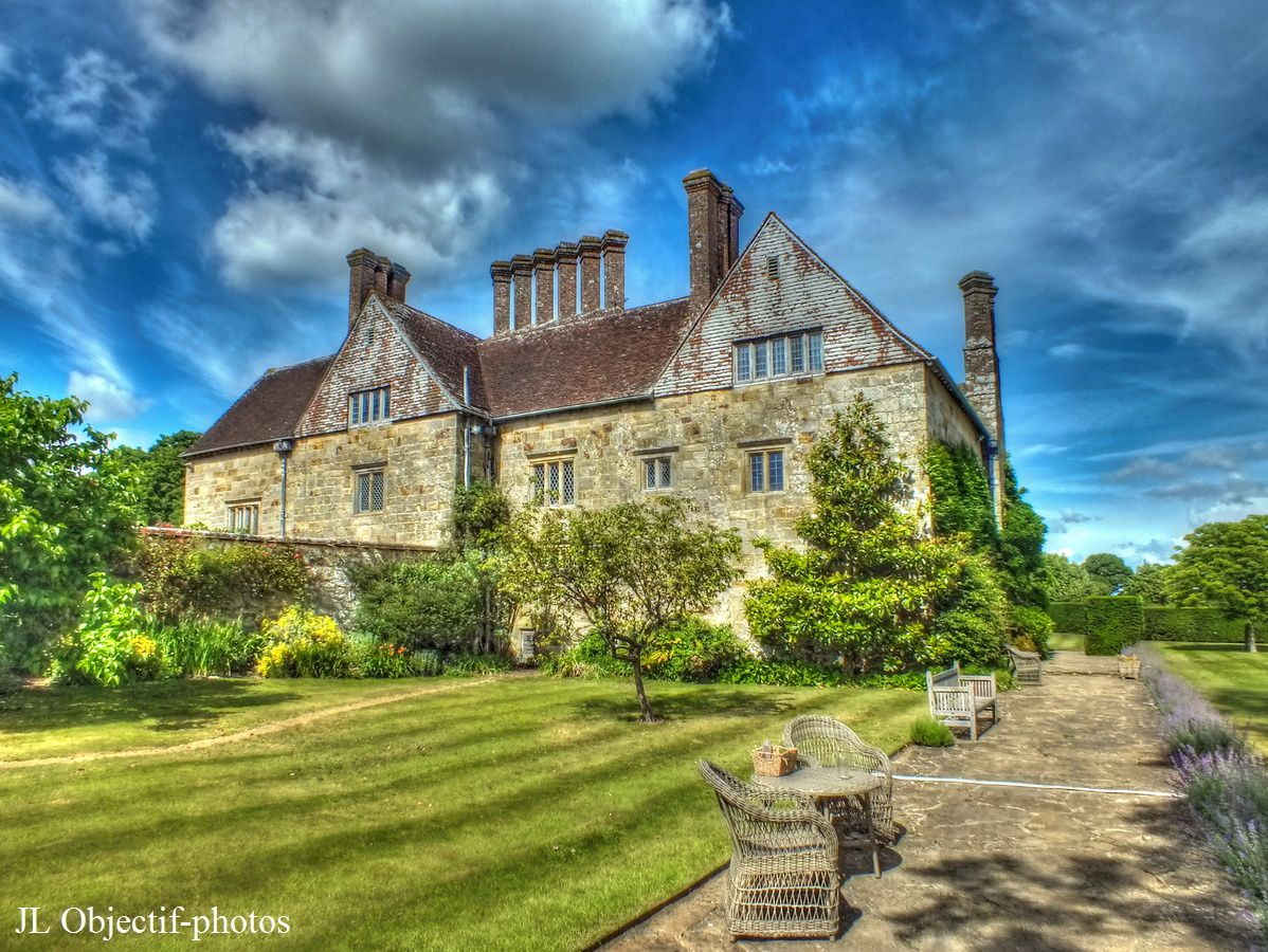 Bateman's is a 17th-century house located in Burwash, East Sussex, England. Author Rudyard Kipling lived in Bateman's from 1902 to his death in 1936