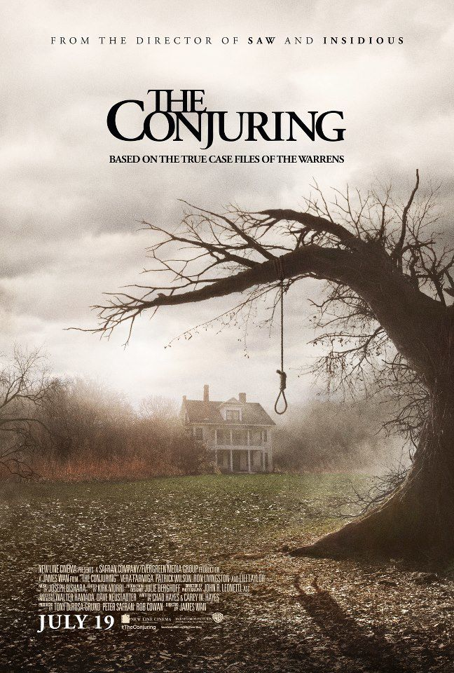 THE CONJURING - PREVIEW