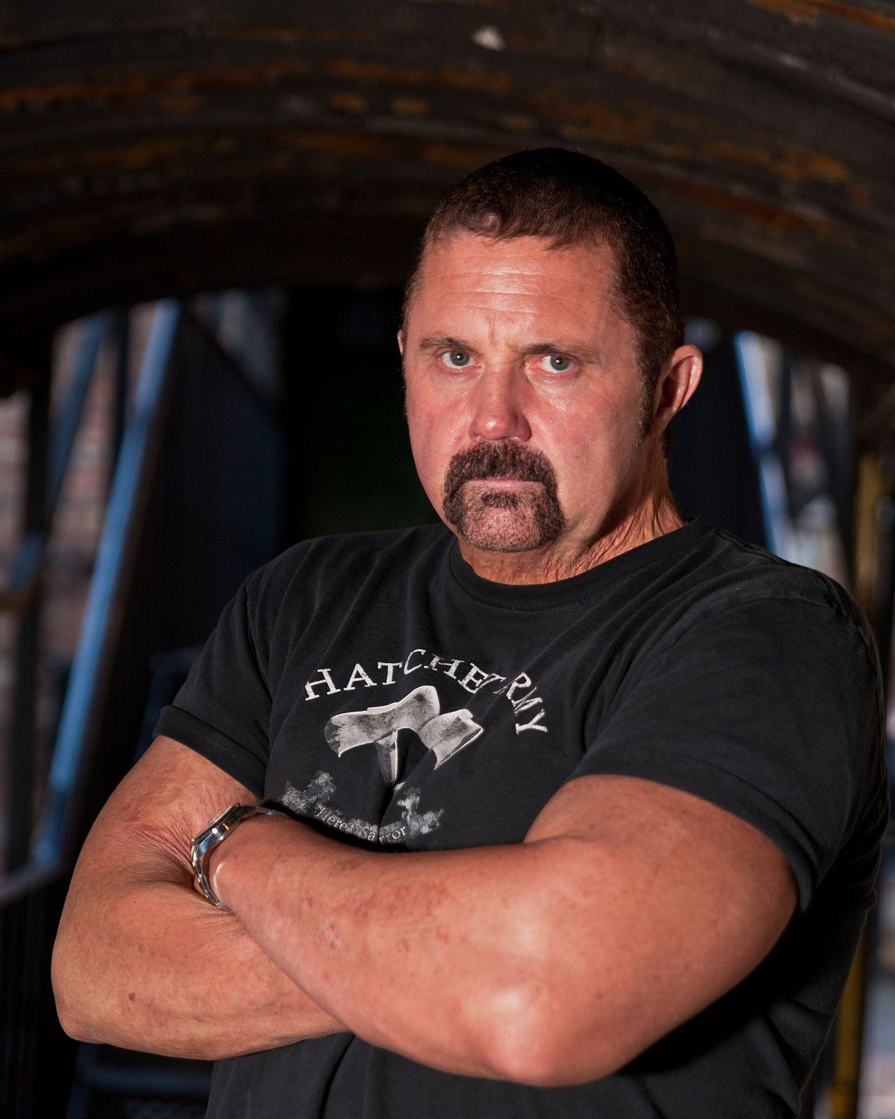 Interview : Kane Hodder
