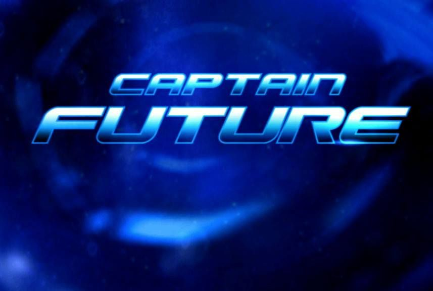 CAPTAIN FUTURE de David Guivant