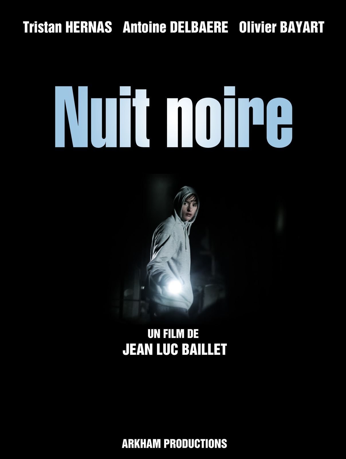 INTERVIEW : JEAN-LUC BAILLET pour Nuit noire