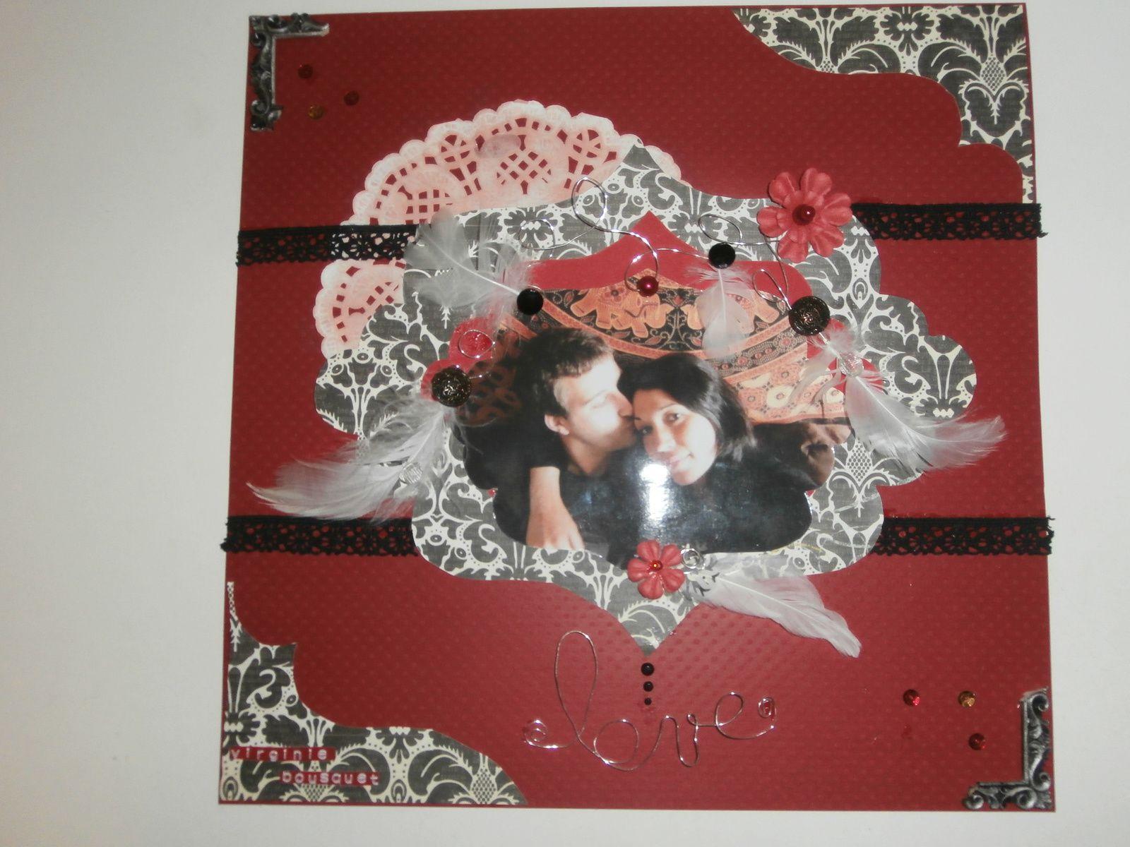 page de saint valentin
