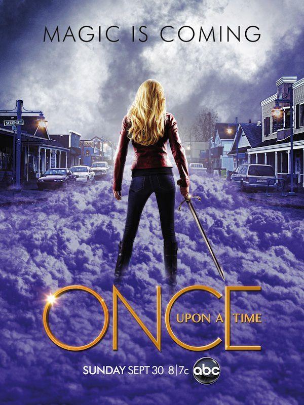 Once Upon A Time Saison 2 : Trois petits tours et puis s'en vont...
