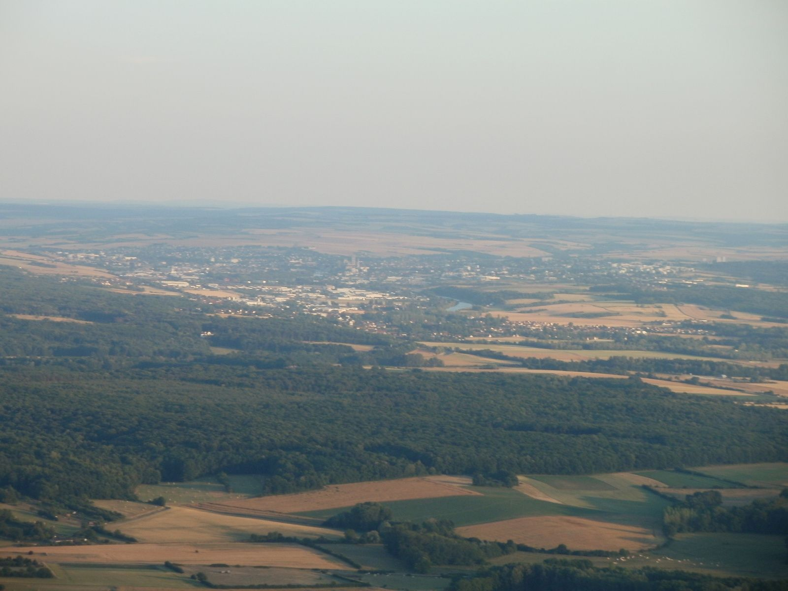 Au (très) loin, Auxerre