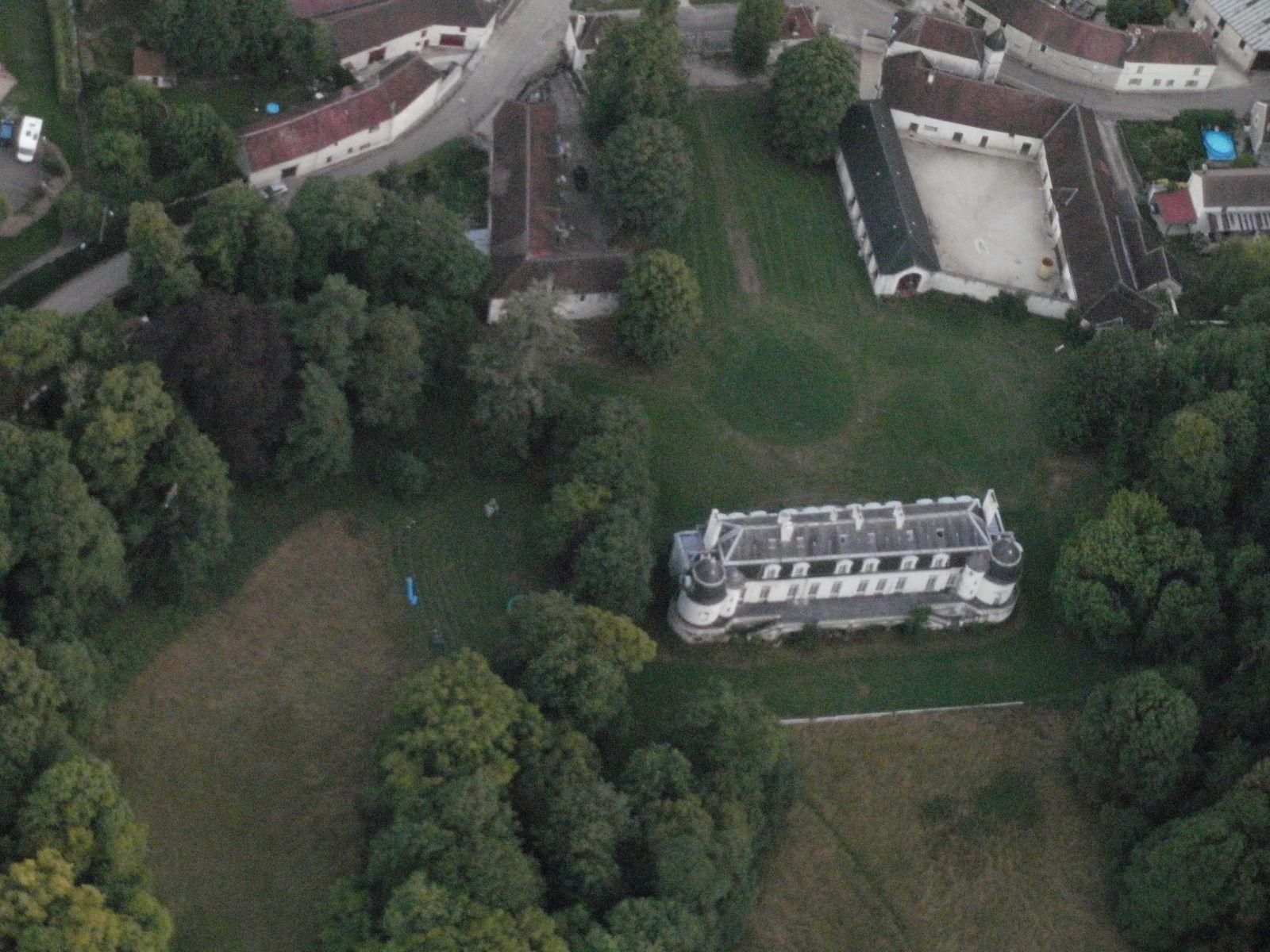 le château de Serrigny