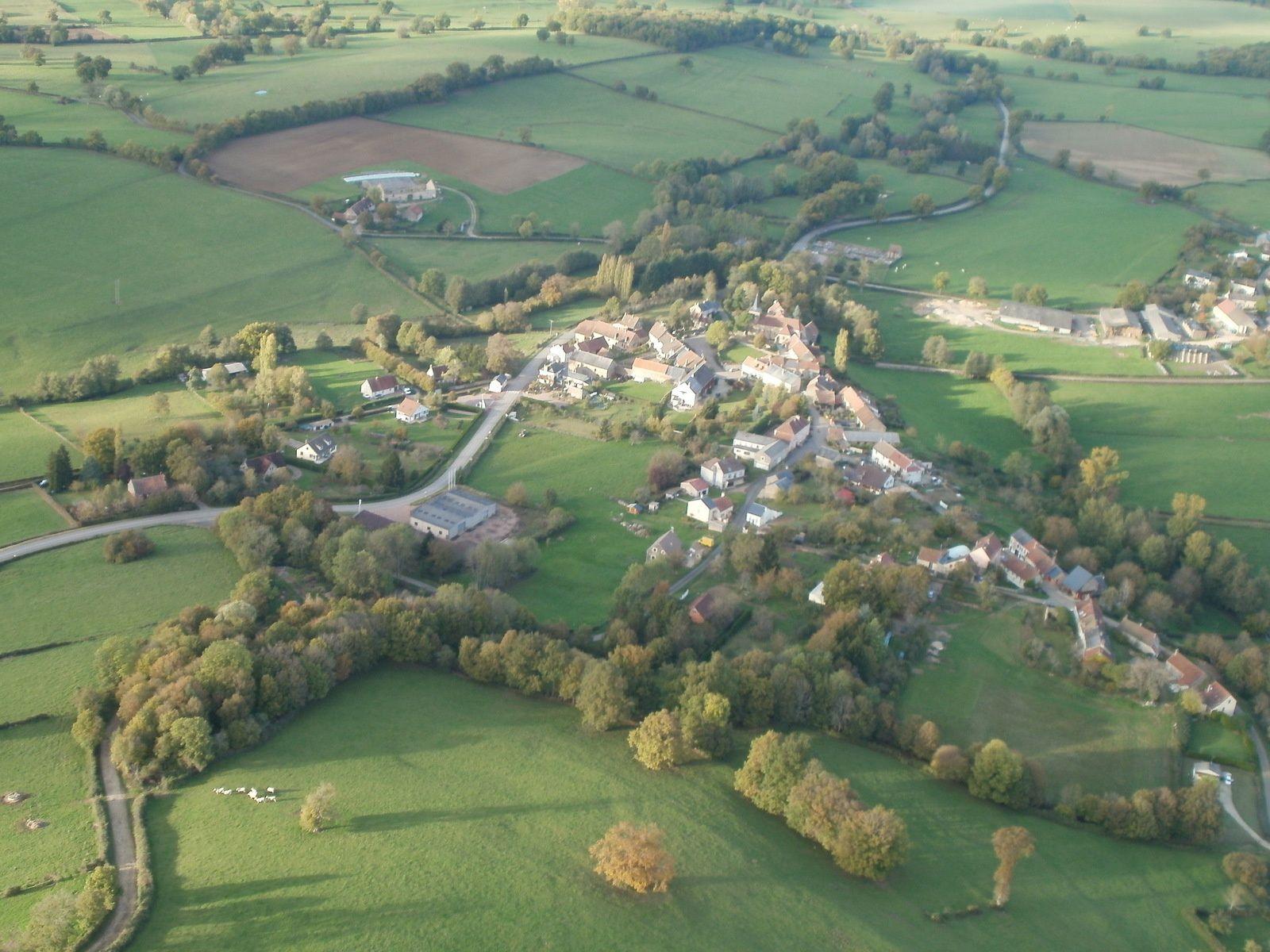 Bazoches, village de Vauban et trois de ses hameaux ...