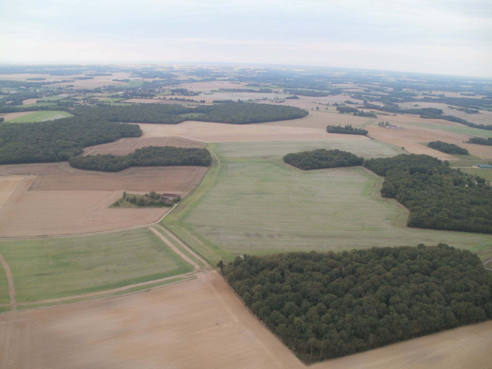 Que de châteaux autour de Perreux (11 septembre 2015)
