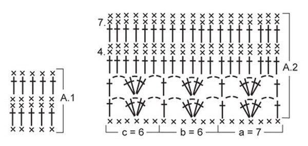 De Ans À 12 Au Pour 3 Veste Fille Bébé Crochet Modèles fXq5nU