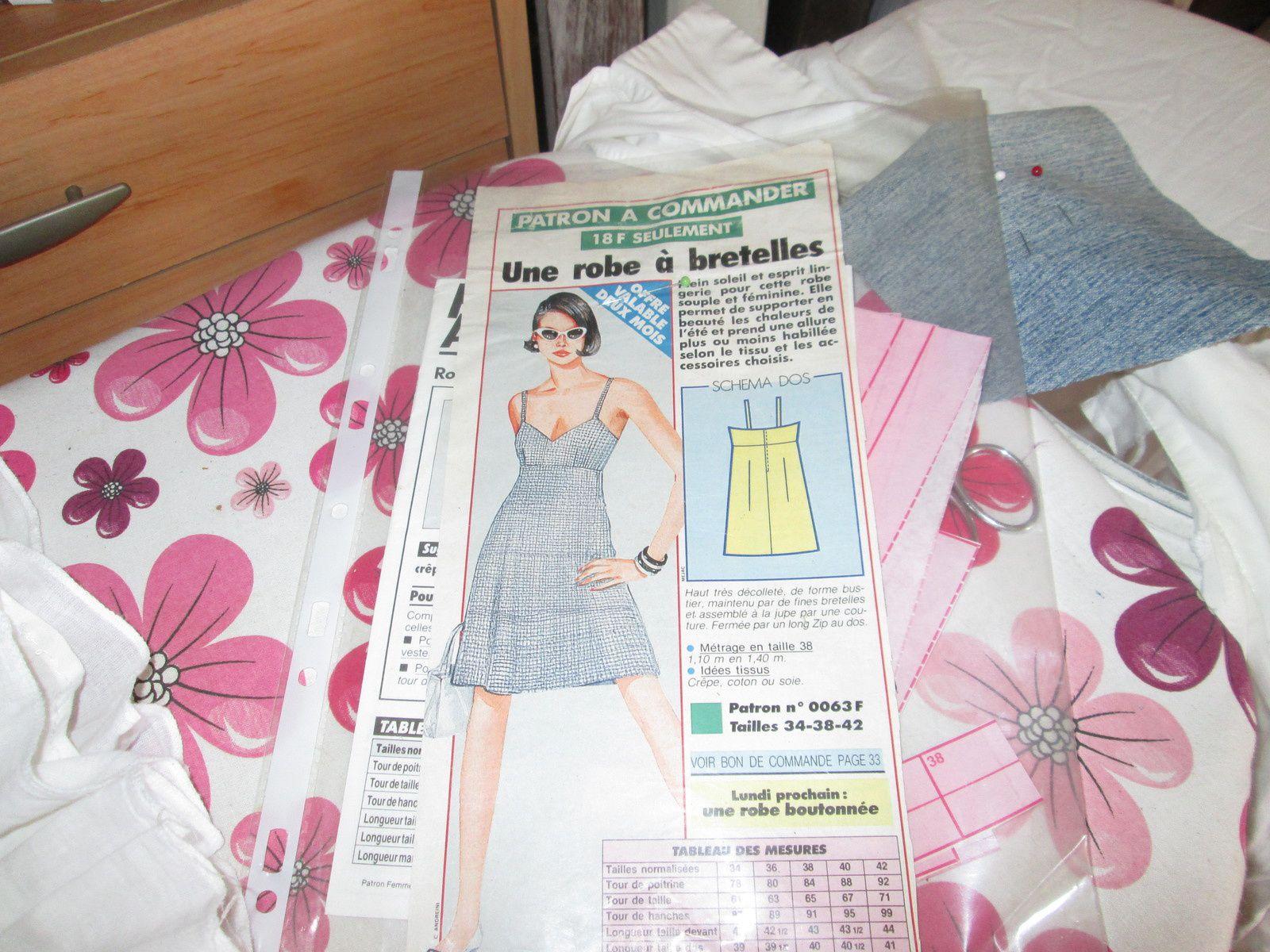 La couture et la customisation de nos vêtements