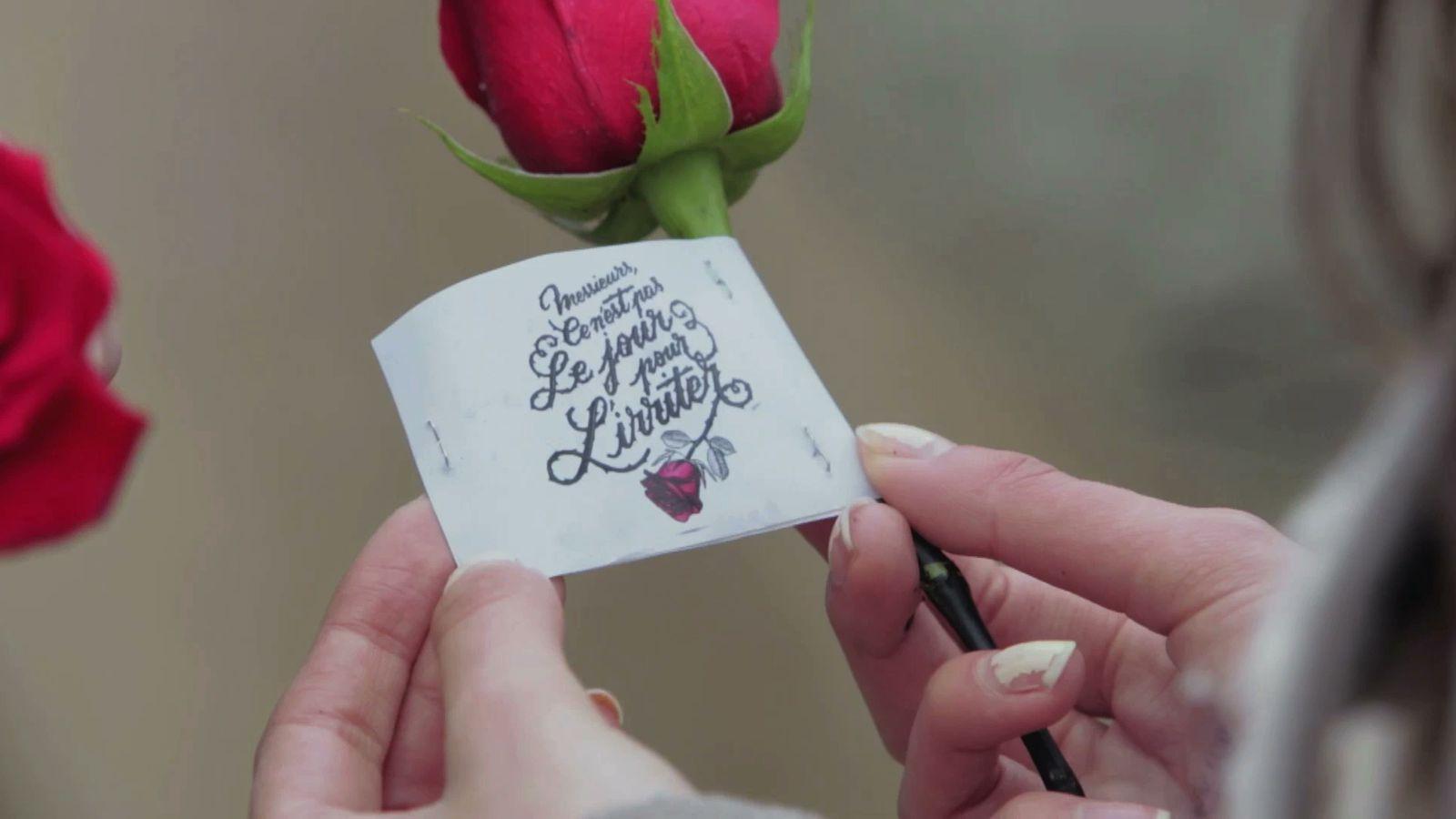 Une Saint Valentin loin d'être rasoir