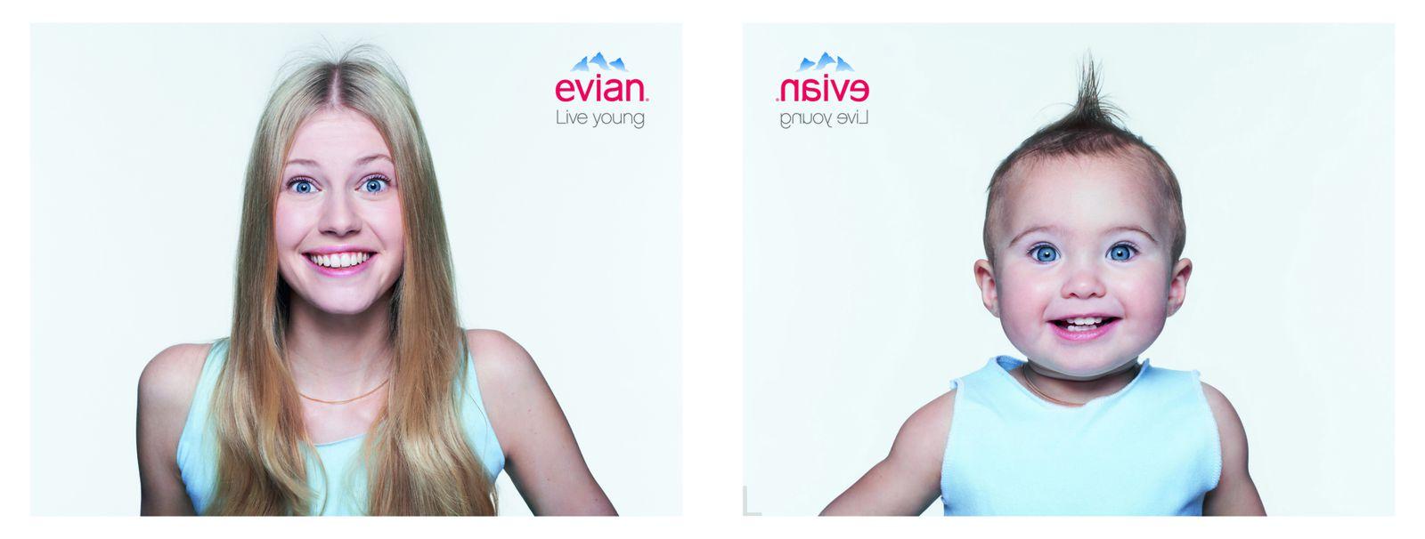 EVIAN - Baby &amp&#x3B; Me !