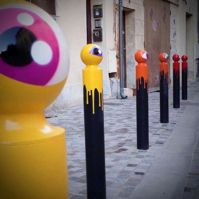 La rue a des yeux
