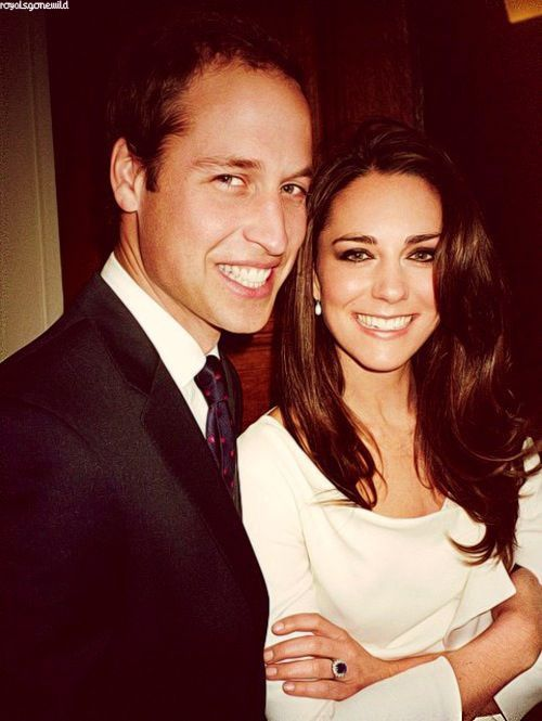 Kate Middleton and Prince William have named their son