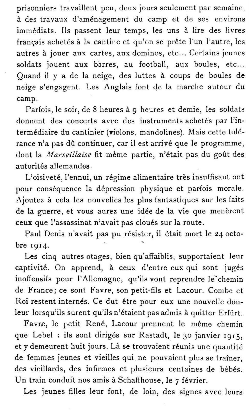 . L'HISTOIRE DES OTAGES (5/5)