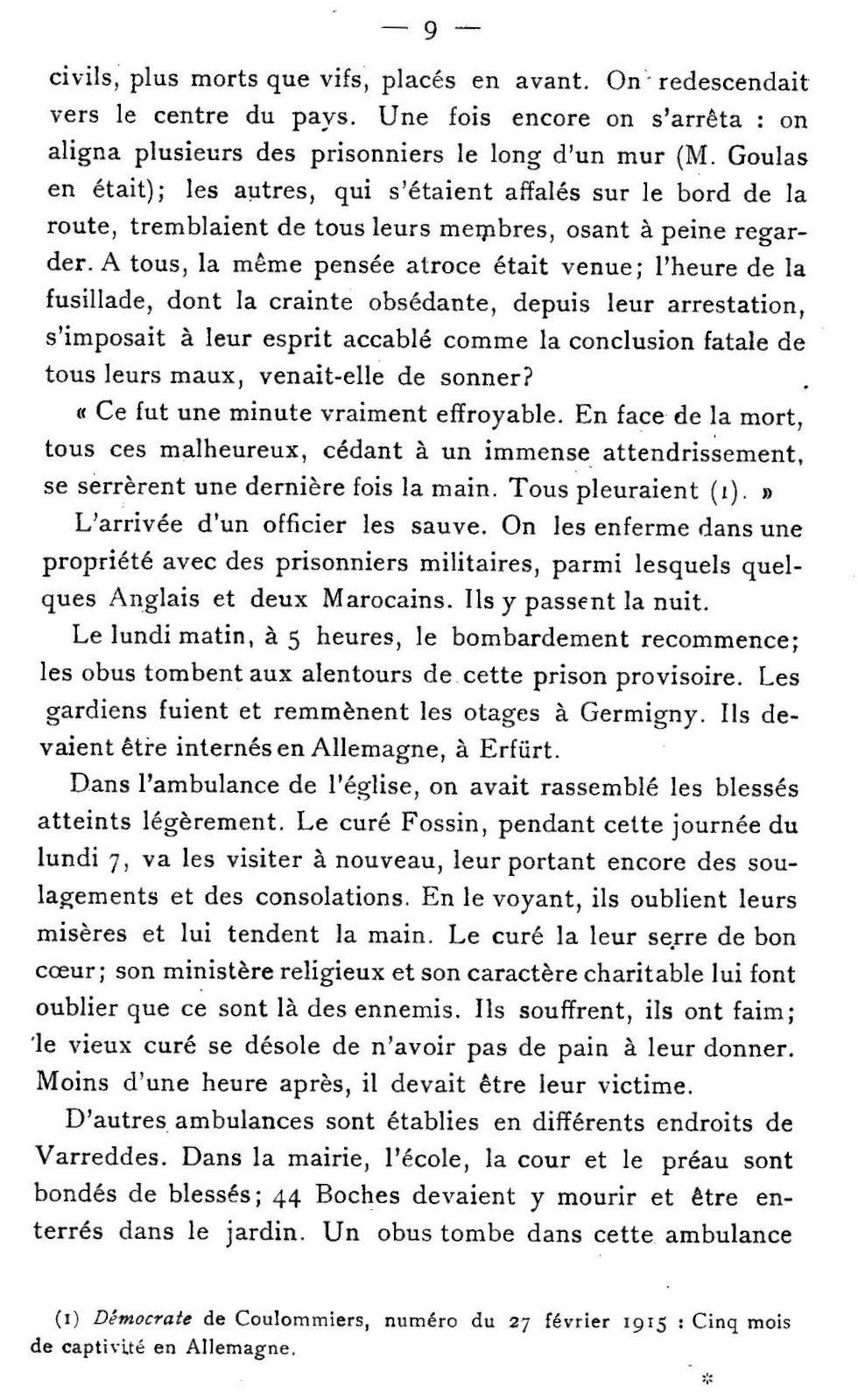 L'HISTOIRE DES OTAGES (2/5)