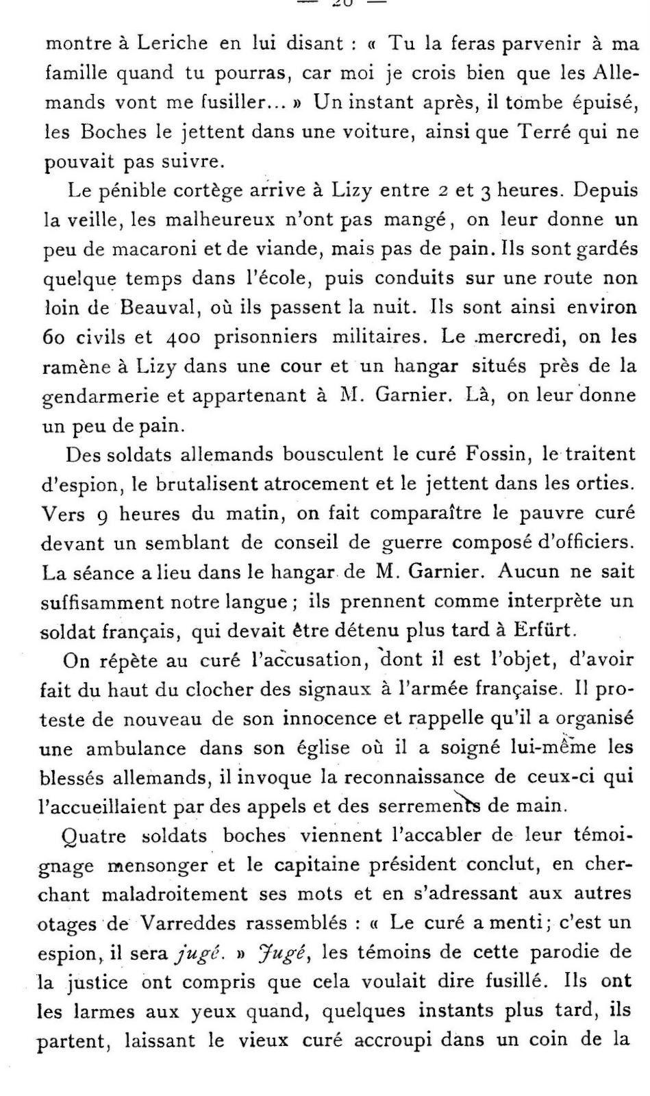 L'HISTOIRE DES OTAGES (4/5)