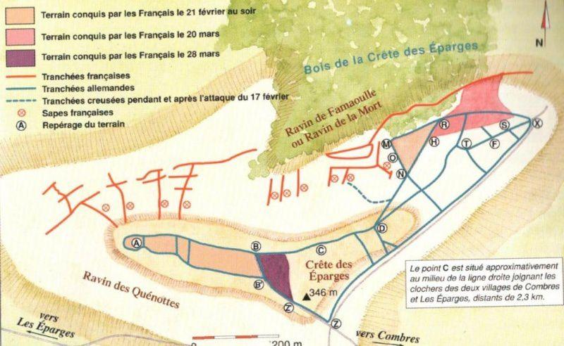 LE PLAN DE BATAILLE (cliquez sur l'image)