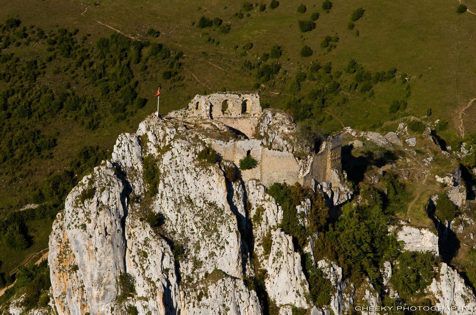 Château de Roquefixade (Ariège)