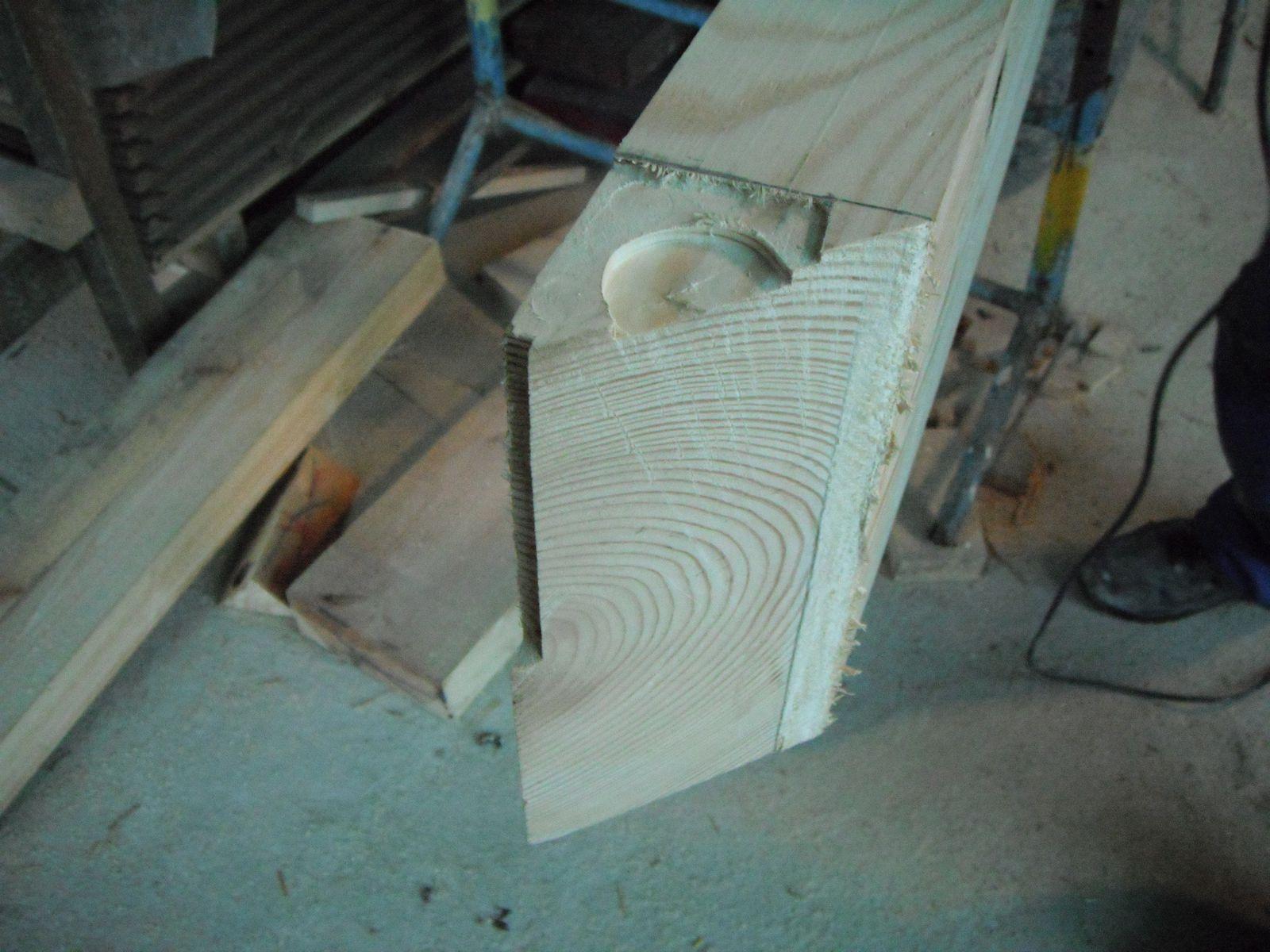 La baie vitr e avanc e suite autoconstruction monceau - Baie vitree pour toiture ...
