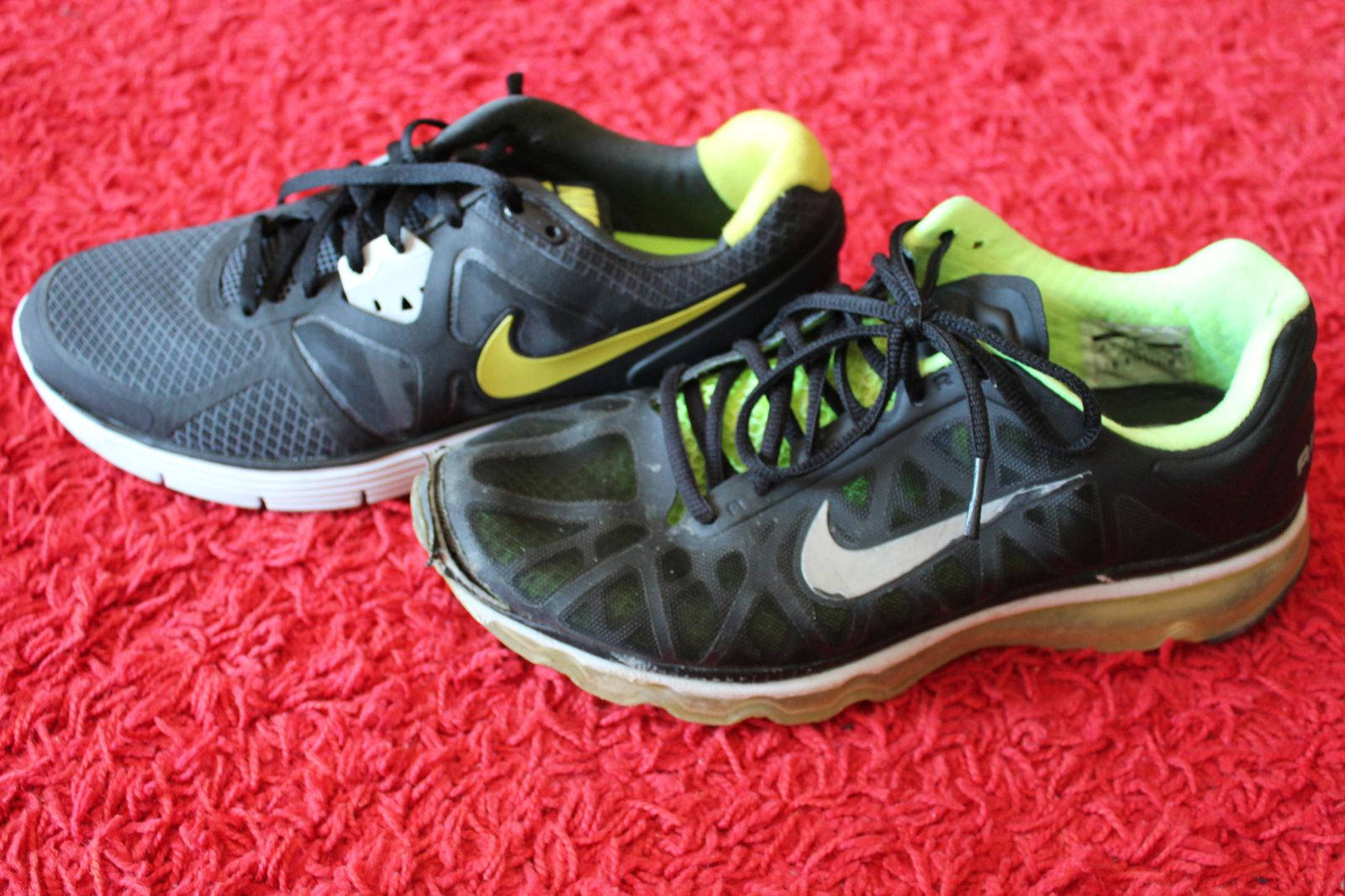 485cdec7117 COMPARATIF CHAUSSURE RUNNING   NIKE LUNARGLIDE 3 VS AIR MAX 2011 ...