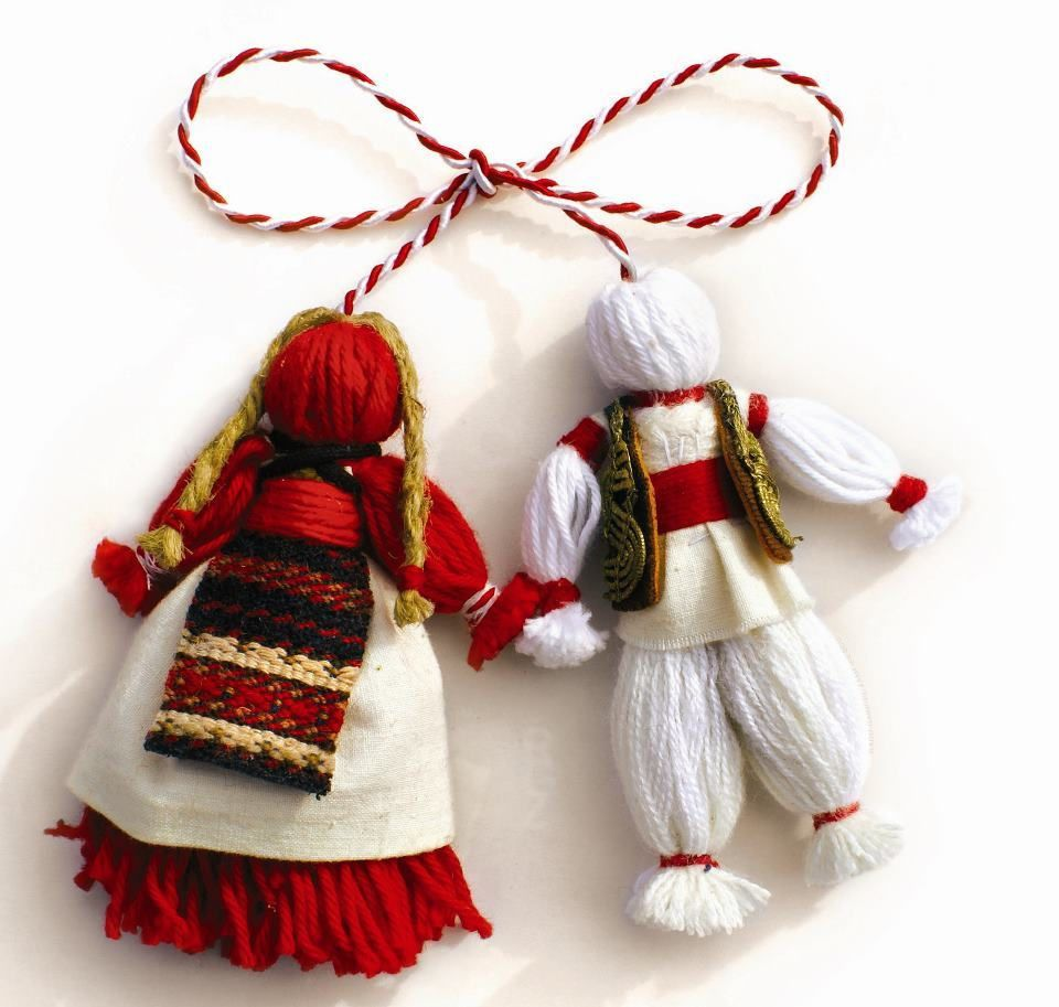 The Romanian tradition of the celebration of Spring explained by penpal Paula in a letter.