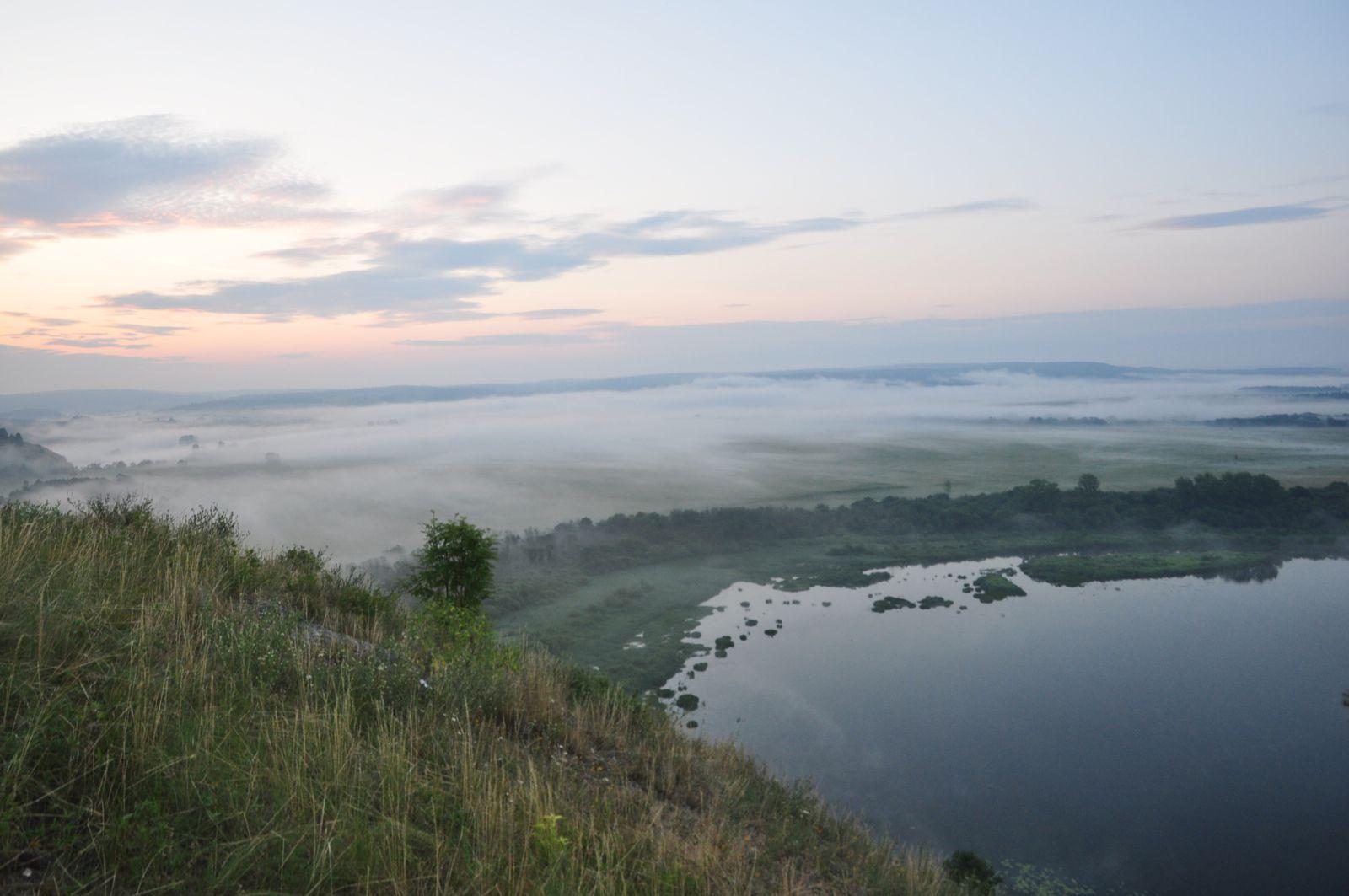 Le colline et la Sylva en contre-bas, un des plus beu et plus intense endroit que j'ai connu!