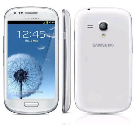 samsung galaxy siii mini gt i8190 marble white weiss preis 269 bei gmember. Black Bedroom Furniture Sets. Home Design Ideas