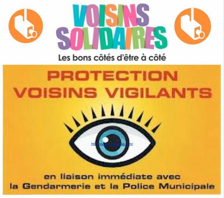 Voisins Solidaires/Protection Voisins Vigilants