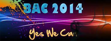 Révisions, corrigés et résultats du BAC 2014