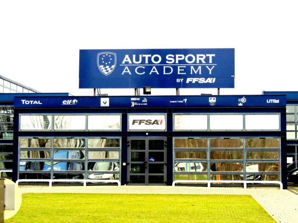 Journée de test Auto Sport Academy de la FFSA